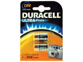 Baterie do fotoaparátu Samsung/Sanyo/Sony/Vivitar Vega 70/Vega 70D/Vega 77i/Vega 77i Quartz Date Expo 2000/OEM Batteries/OEM Batteries/500IX/520MZ QD/XM-1K/XM-230, 3V, DLCR2-X2, blistr (2ks)