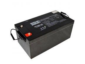 Trakčná (GEL) baterie Goowei OTL250-12, 250Ah, 12V