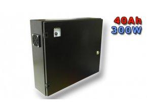 Zálohovanie čerpadlá - BEKAP 500 VA - 40Ah - vrátane batérií