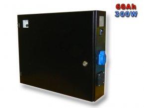 Zálohovanie čerpadlá - BEKAP 500 VA - 60Ah - vrátane batérií
