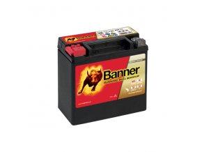 Autobaterie Banner Running Bull BACKUP 514 00, 12Ah, 12V ( 51400)