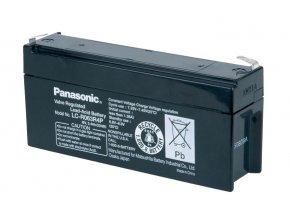 Staniční (záložní) baterie PANASONIC LC-R063R4P, 3,4Ah, 6V
