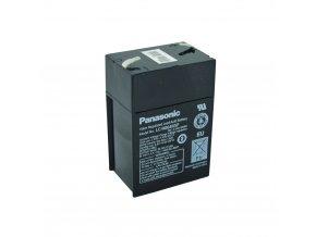 Staniční (záložní) baterie PANASONIC LC-R064R5P, 4,5Ah, 6V
