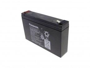 Staniční (záložní) baterie PANASONIC UP-RW0645P1, 9Ah, 6V