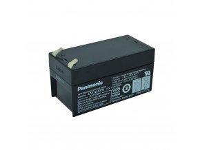 Staniční (záložní) baterie PANASONIC LC-R121R3PG, 1,3Ah, 12V