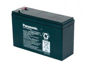 Staniční (záložní) baterie PANASONIC UP-RWA1232P2, 7Ah, 12V