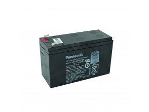 Staniční (záložní) baterie PANASONIC LC-R127R2PG1, 7,2Ah, 12V