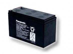 Staniční (záložní) baterie PANASONIC UP-PW1245P1, 9Ah, 12V