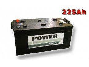 Autobaterie ECO POWER 225 Ah 12V