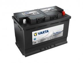 Autobatérie VARTA PROMOTIVE BLACK 100Ah, 720A, 12V, H9