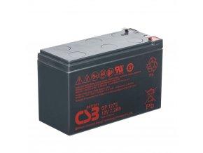 Batéria CSB GP1272 F2, 12V, 7,2Ah