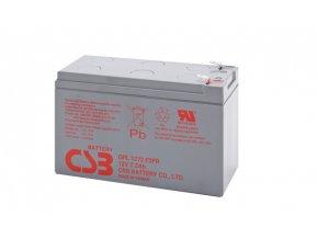 Batéria CSB GPL1272 F2, 12V, 7,2Ah