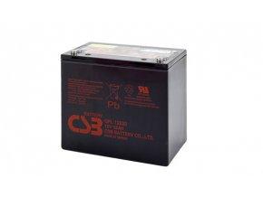 Batéria CSB GPL12520, 12V, 52Ah