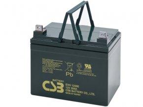 Batéria CSB EVH12390, 12V, 39Ah
