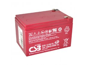 Batéria CSB EVH12150, 15Ah, 12V