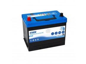 Trakčná batéria EXIDE DUAL 80Ah, 12V, ER350 (ER 350)