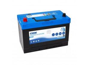 Trakčná batéria EXIDE DUAL 95Ah, 12V, ER450 (ER 450)