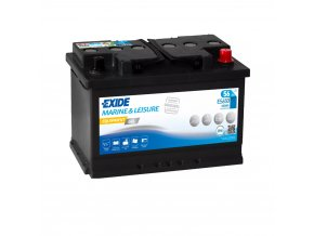 Trakčná batéria EXIDE EQUIPMENT GEL 56Ah, 12V, ES650 (ES 650)