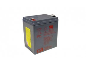 Batéria CSB HRL1223W F2FR, 5,5Ah, 12V