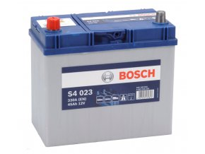 Autobaterie BOSCH S4 023, 45Ah, 12V (0 092 S40 230)