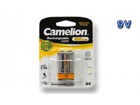 Baterie Camelion 9V (Ni-MH)