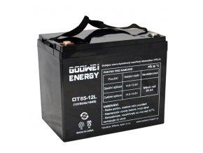 Trakčná (GEL) baterie Goowei OTL85-12, 85Ah, 12V