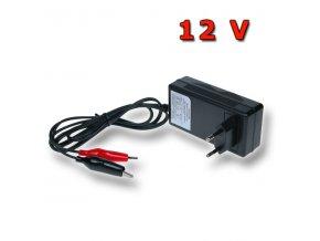 Nabíječka WILSTAR 12V/0,8A pro olověné AGM/GEL/WET