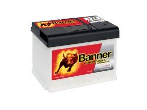 Autobaterie Banner Power Bull PROfessional P50 40, 50Ah, 12V ( PRO P50  40)
