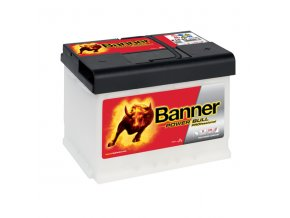 Autobaterie Banner Power Bull PROfessional P50 40, 50Ah, 12V ( PRO P50  40)