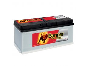 Autobaterie Banner Power Bull PROfessional P110 40, 110Ah, 12V ( PRO P110 40)