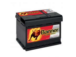 Autobaterie Banner Power Bull P60 09, 60Ah, 12V ( P60 09 )