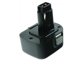 Baterie do AKU nářadí Black & Decker CD1200/CD1202GK/CD1202K/CD120GK/CD120GK2/CD12CA/CD12CAB/CD12CAH/CD12CB/CD12CBK, 2000mAh, 12V, PTH0072A