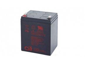 Batéria CSB HR1227W F2, 12V, 5,8Ah