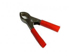 Kleště bateriové 15A, červená (899-030)