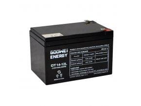 Trakčná (AGM) baterie Goowei OTL14-12, 14Ah, 12V