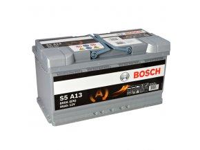 Autobaterie BOSCH S5A 130, 95Ah, 12V, AGM (0 092 S5A 130)