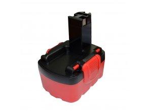 Baterie do AKU nářadí Bosch GLI 14.4 V/GSB 14.4 VE-2/GSR 14.4 V/GSR 14.4 VE-2/GSR 14.4 VPE-2/GST 14.4 V/GWS 14.4 V/PSR 14.4/PSR 14.4-2/PSR 14.4/N, 3000mAh, 14.4V, PTH0013A