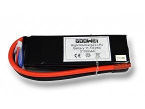 Baterie pro RC modely - 803496, 2100mAh, 11.1V, Li-po, 25C