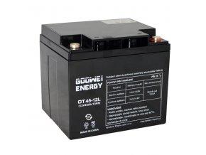 Trakční (GEL) baterie Goowei OTL45-12, 45Ah, 12V