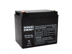 Trakční (GEL) baterie GOOWEI ENERGY OTL35-12, 35Ah, 12V