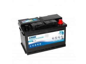 Baterie EXIDE DUAL AGM 70Ah, 12V, EP600 (EP 600)