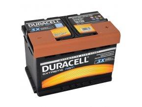 Autobaterie Duracell Extreme AGM DE 70 AGM, 70Ah, 12V ( DE70AGM )