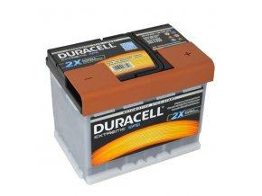 Autobaterie Duracell Extreme EFB DE 60 EFB, 60Ah, 12V ( DE60EFB )
