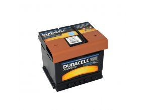 Autobaterie Duracell Advanced DA 44, 44Ah, 12V ( DA44 )
