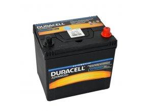 Autobaterie Duracell Advanced DA 60, 60Ah, 12V ( DA60 )
