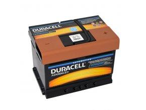 Autobaterie Duracell Advanced DA 60T, 60Ah, 12V ( DA60T )