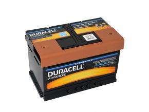 Autobaterie Duracell Advanced DA 72, 72Ah, 12V ( DA72 )