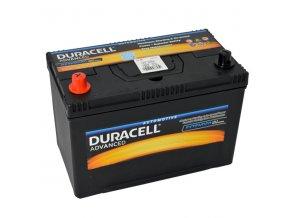 Autobaterie Duracell Advanced DA 95L, 95Ah, 12V ( DA95L)