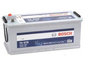 Autobaterie BOSCH T4 078, 170Ah, 12V (T4 078)