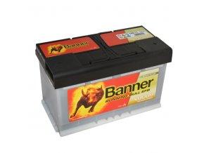 Autobaterie Banner Running Bull EFB 580 11, 80Ah, 12V ( 58011 )